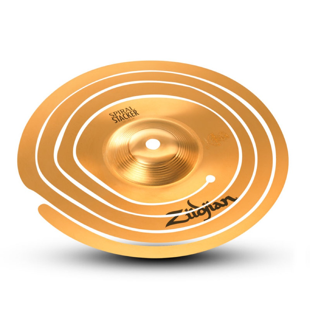 "ZILDJIAN FX Spiral Stacker 10"" スパイラルスタッカー"