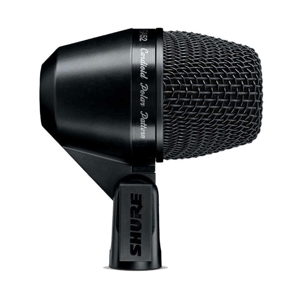 SHURE PGA52-XLR バスドラム用 ダイナミック マイクロフォン