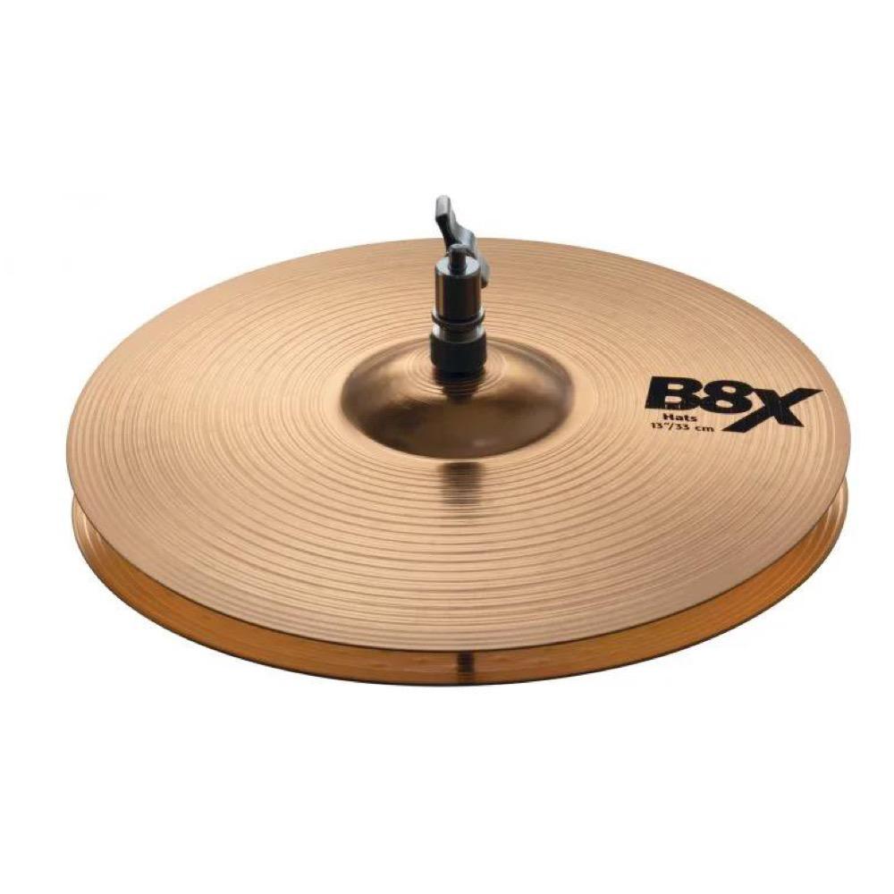 """SABIAN B8X-14BHH B8 X Bottom HI HATS 14"""" ボトム ハイハットシンバル"""
