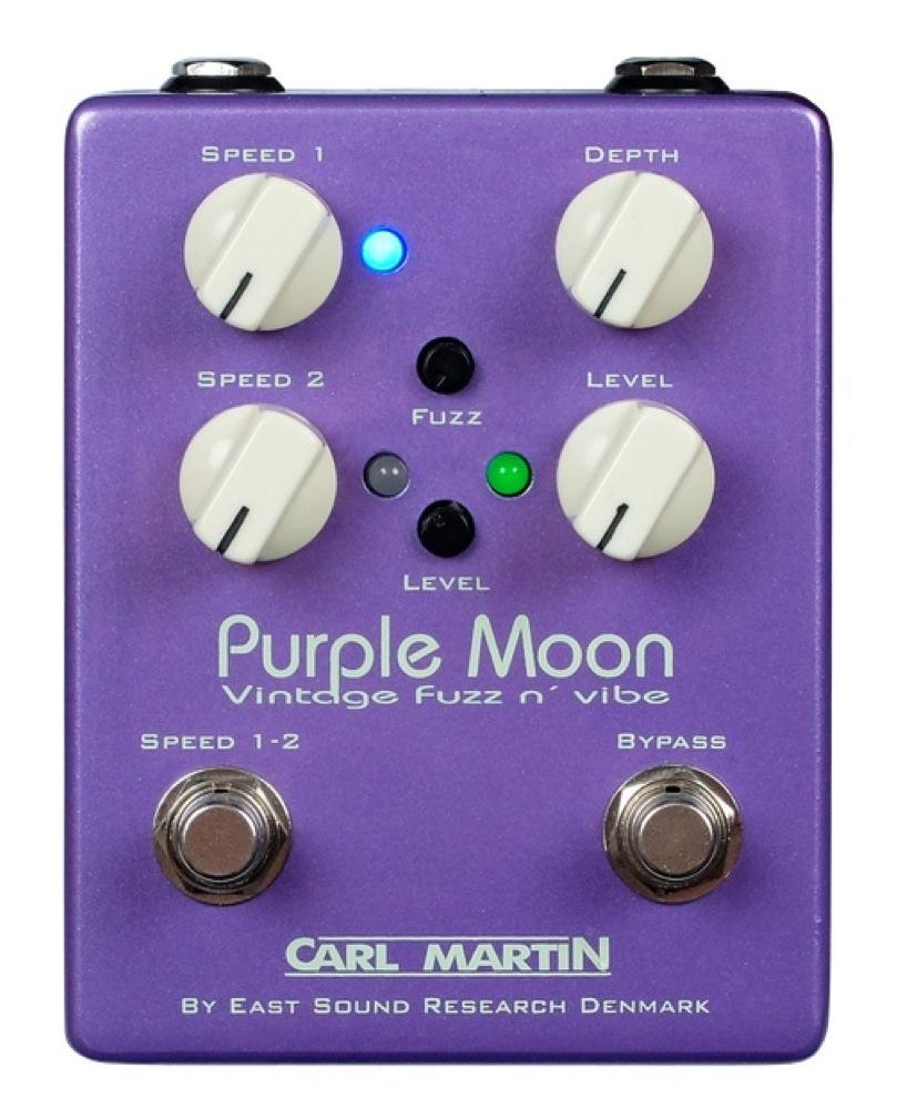 CARL MARTIN Purple Moon ギター用エフェクター