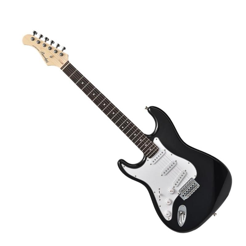 BACCHUS BST-1R LH BLK エレキギター