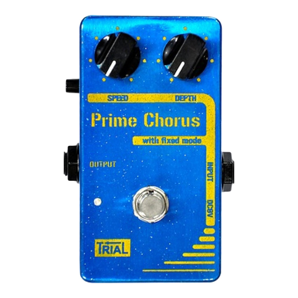 TRIAL Prime Chorus コーラスペダル