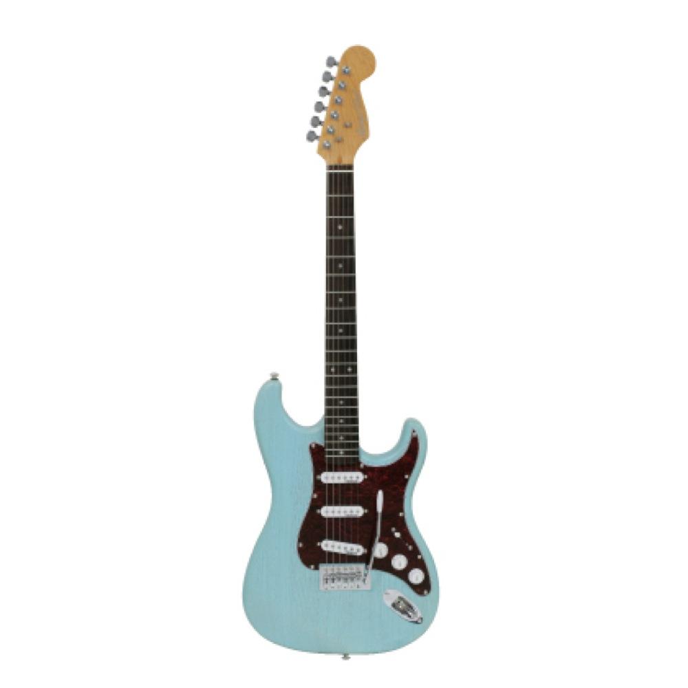 ANTIQUE NOEL AST-BLM エレキギター