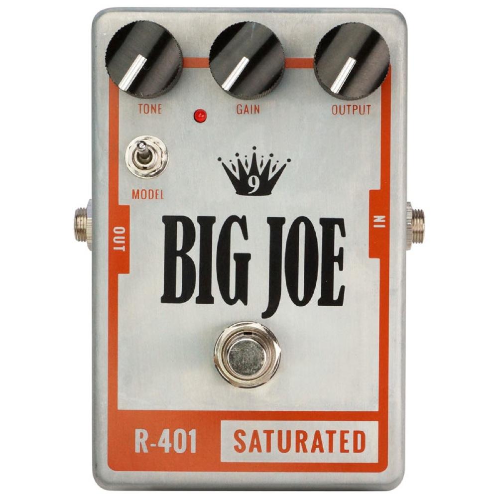 BIG JOE R-401 Saturated オーバードライブ エフェクター