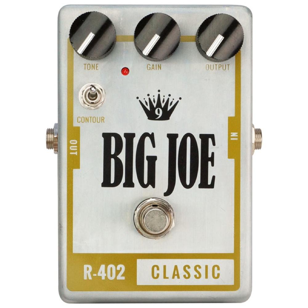 BIG JOE R-402 Classic オーバードライブ エフェクター