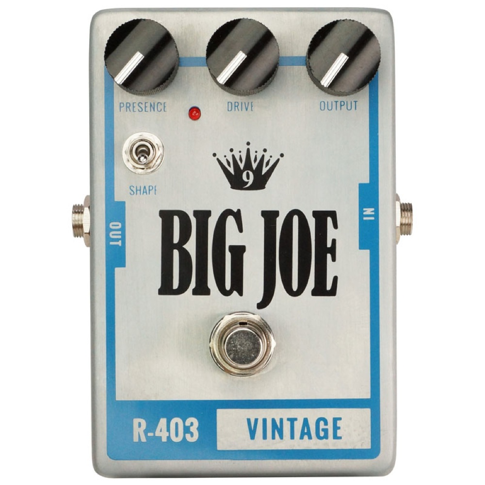 BIG JOE R-403 Vintage オーバードライブ エフェクター