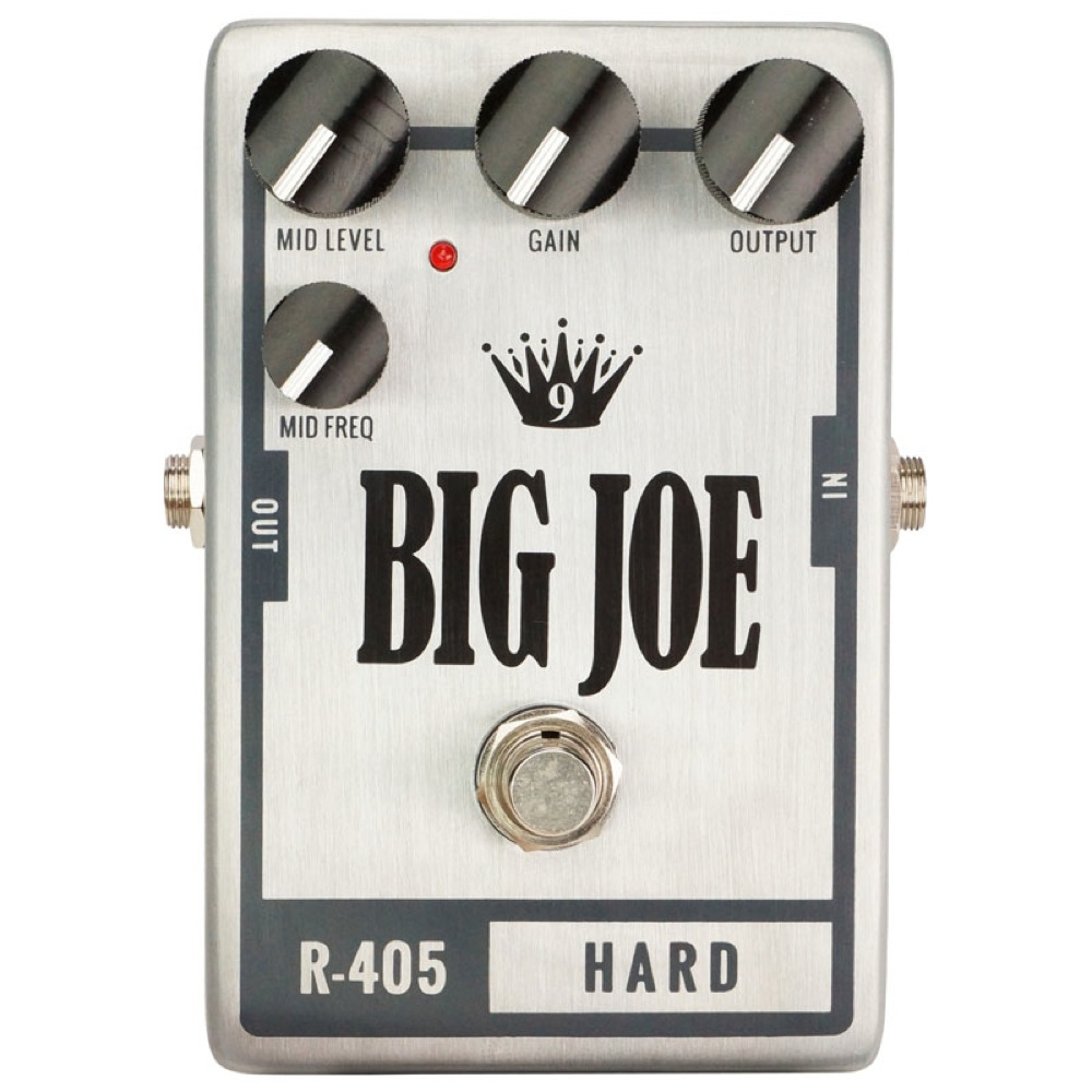 BIG JOE R-405 Hard オーバードライブ エフェクター