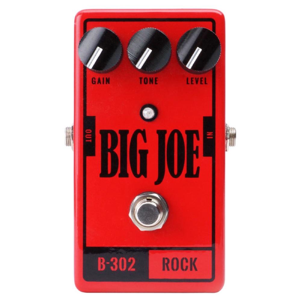 BIG JOE B-302 Rock ディストーション エフェクター