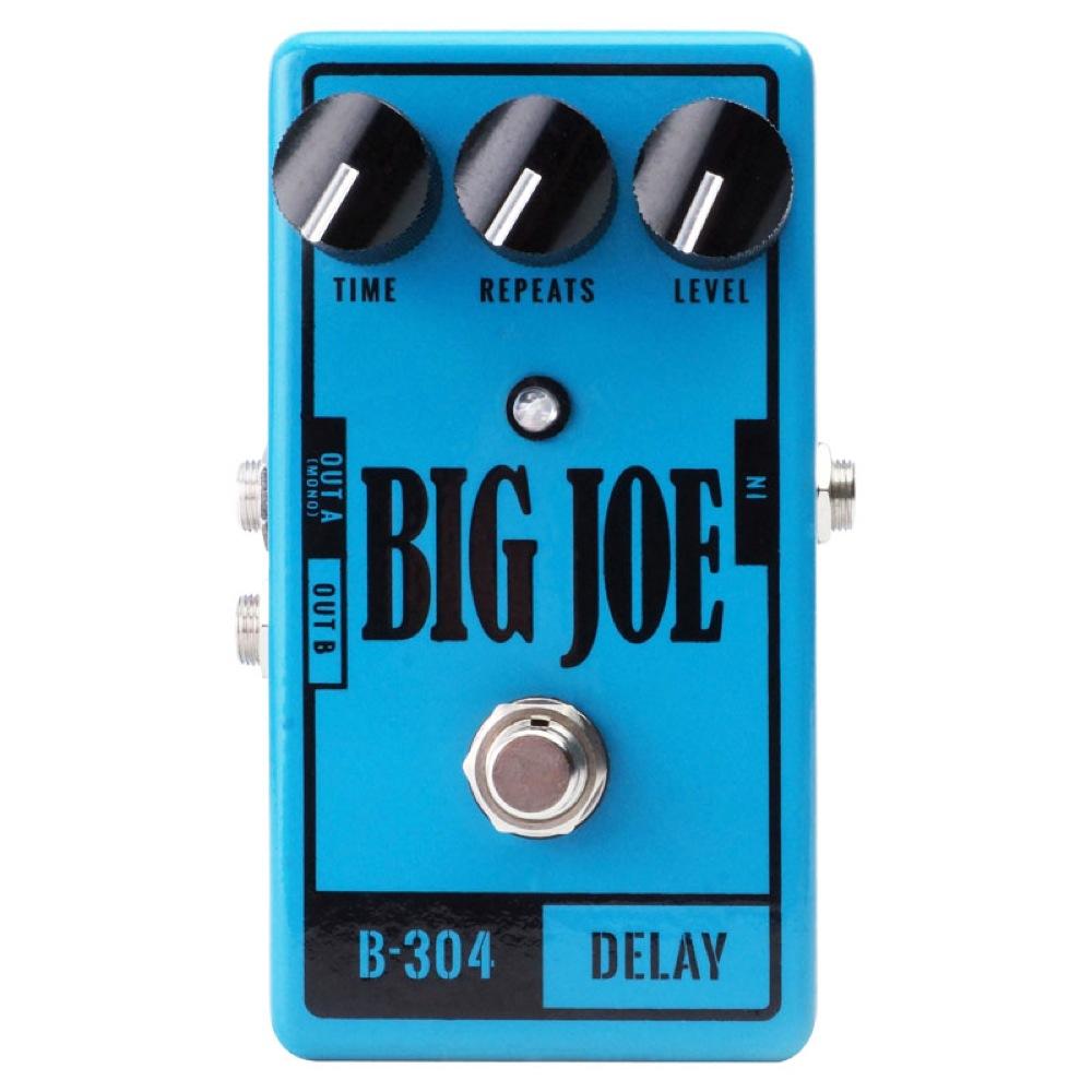 BIG JOE B-304 Analog/Hybrid Delay ディレイ エフェクター