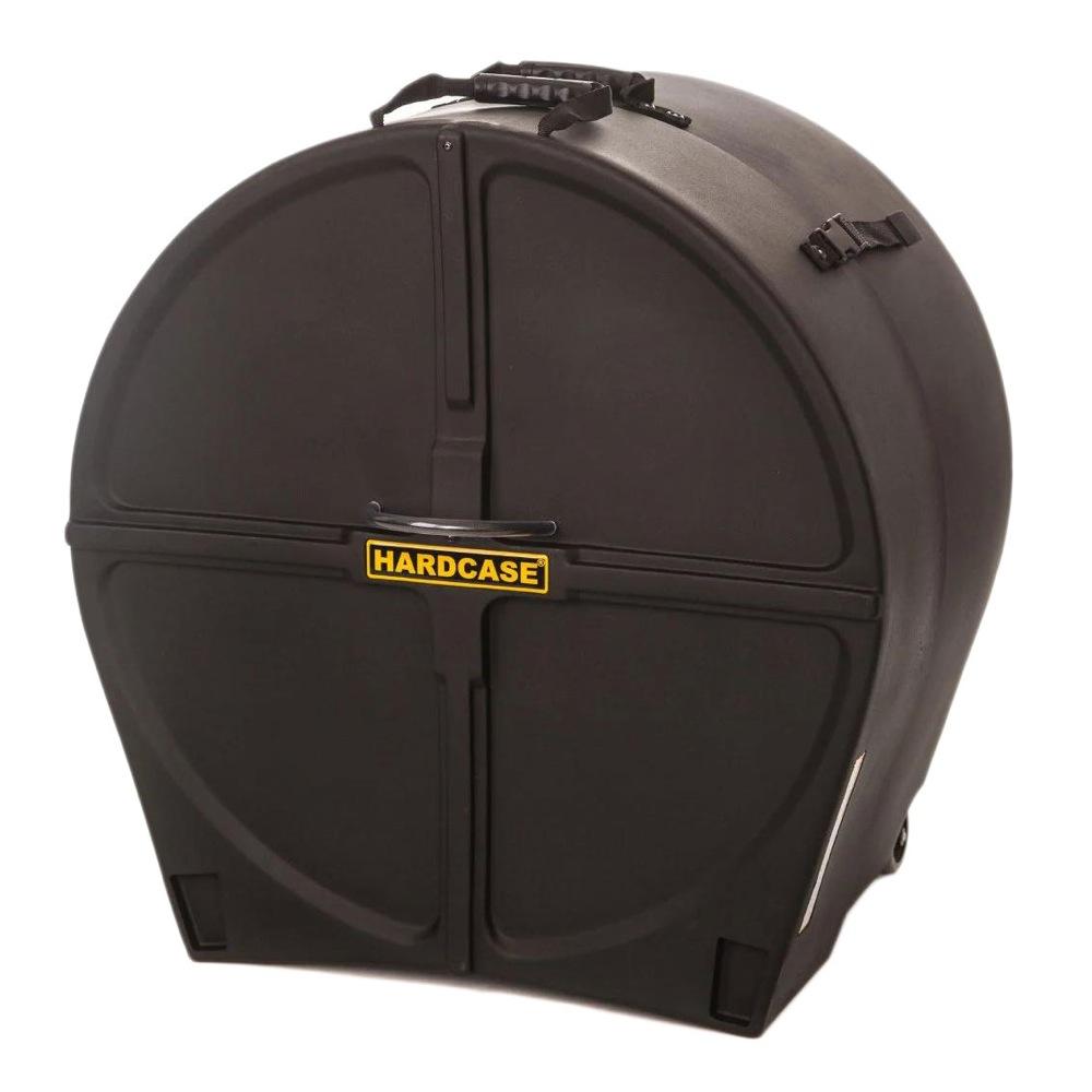 ハードケース社製 バスドラムケース 24インチ HARDCASE HN24B 24