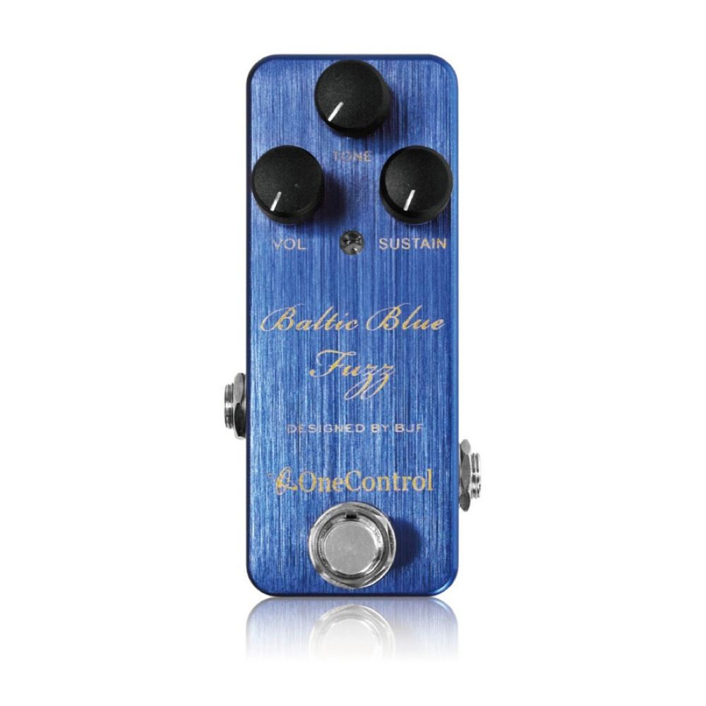 One Control Baltic Blue Fuzz ファズ エフェクター
