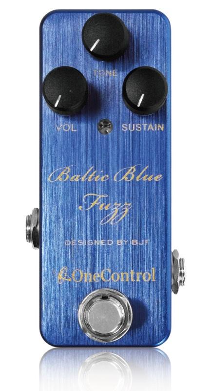 One Control Baltic Blue Fuzz ファズ エフェクター