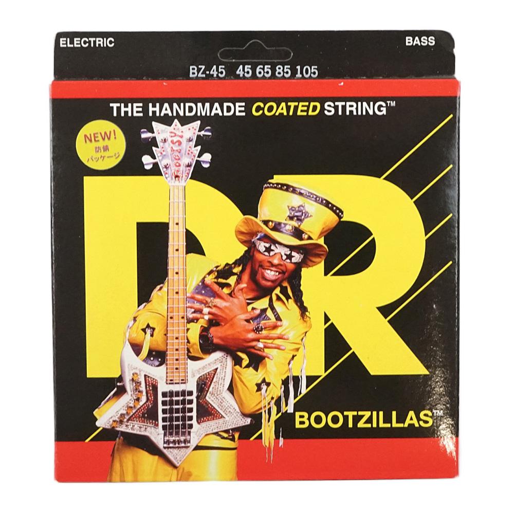 DR DR-BZ45 BOOTZILLAS Bootsy Collins Medium エレキベース弦×2セット