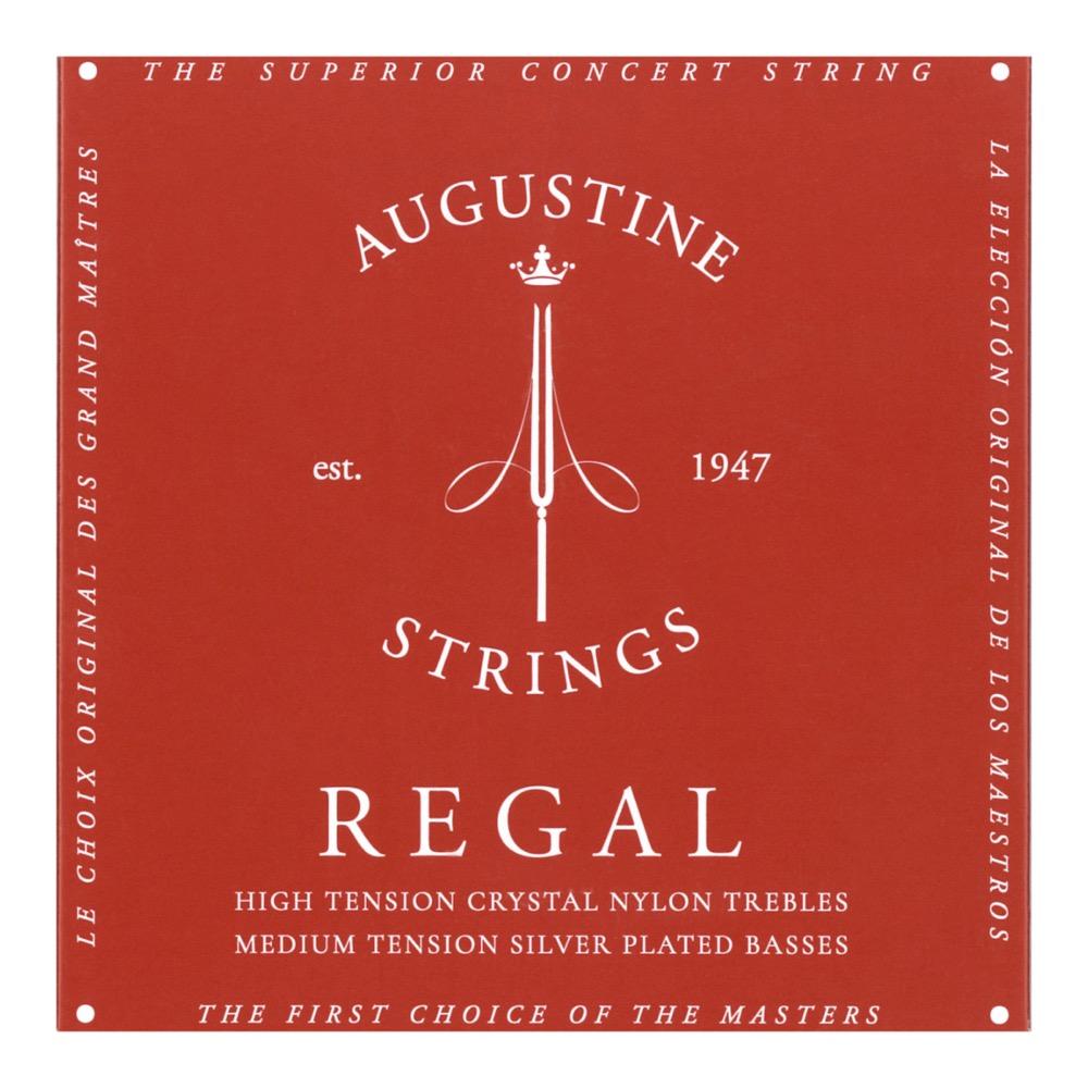 AUGUSTINE REGAL RED SET クラシックギター弦×6SET