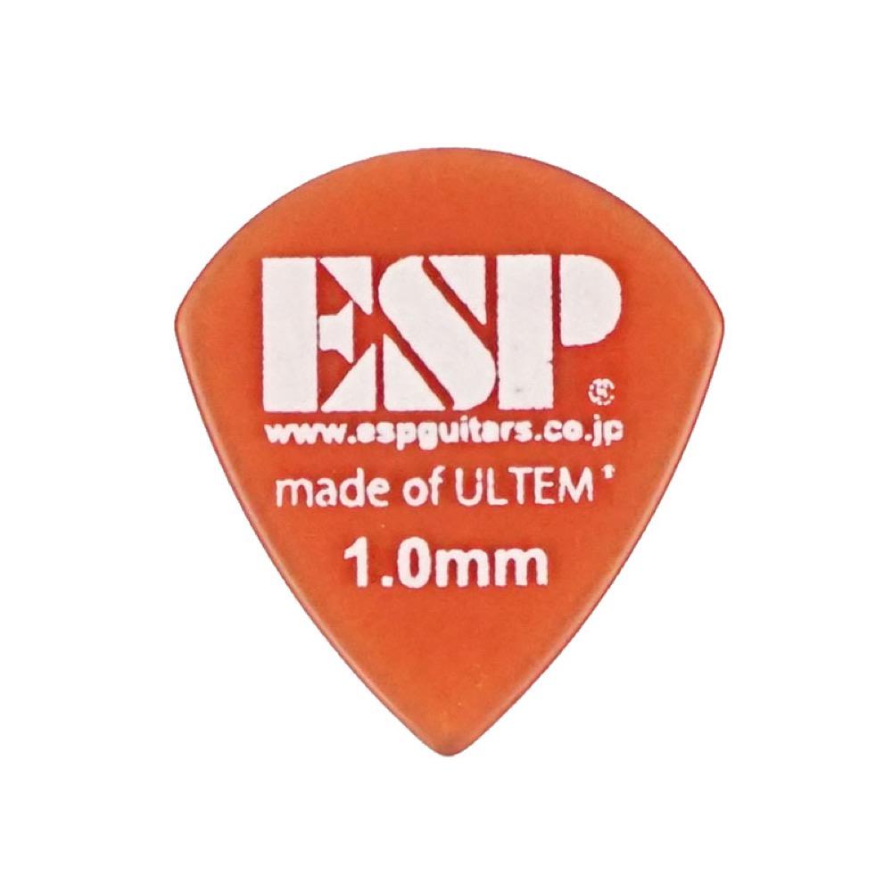 ESP PJ-PSU10 ウルテム ギターピック×10枚