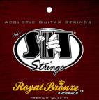 SIT STRINGS RL1150 PRO LIGHT ROYAL BRONZE アコースティックギター弦×12セット