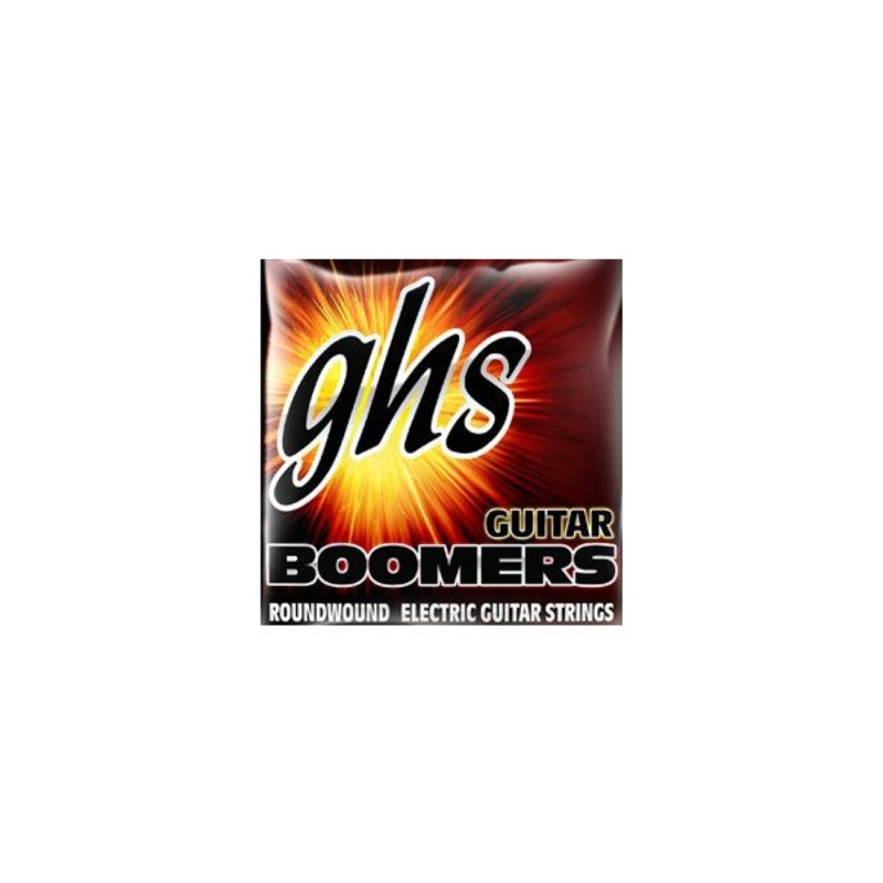 GHS GB7MH Boomers 7弦用 エレキギター弦×12セット