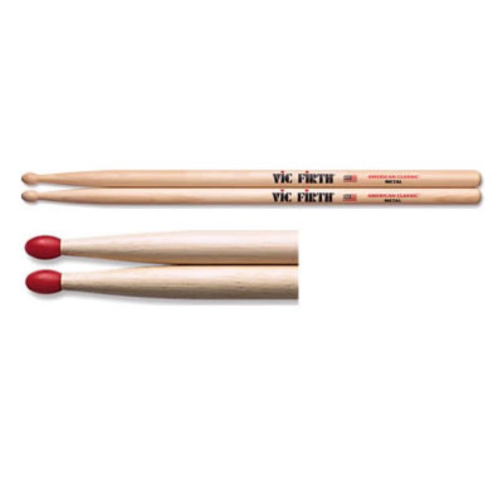 VIC FIRTH VIC-MN Metal×12SET ドラムスティック