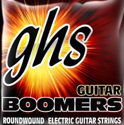GHS GBL-8 Boomers 8弦用 エレキギター弦×12セット