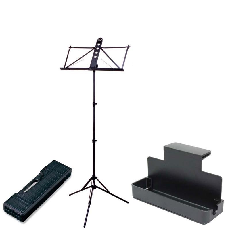 YAMAHA MS-303IRC 譜面台 Dicon Audio MS-TRK 譜面台トレイラック付きセット