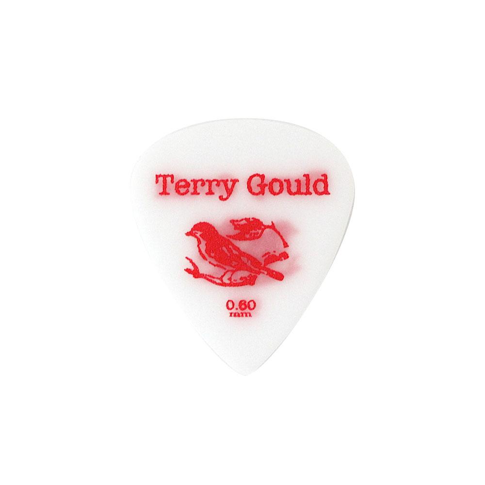 ピックボーイ Terry Gould サンドグリップ 美品 ティアドロップ PICK 06 0.60mm テリーゴールド GP-TG-TS ギターピック×10枚 無料 BOY