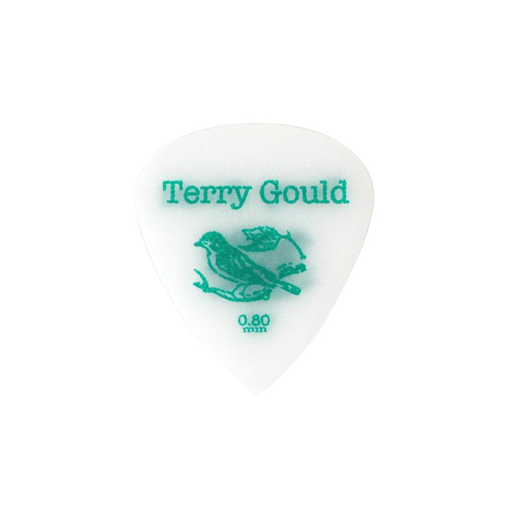 ピックボーイ Terry 出群 Gould キャンペーンもお見逃しなく サンドグリップ ティアドロップ PICK GP-TG-TS テリーゴールド ギターピック×10枚 08 0.80mm BOY