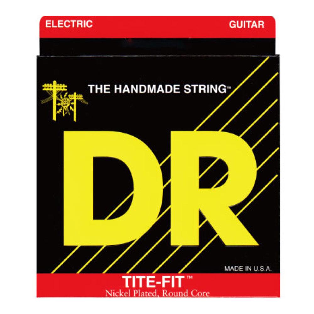 DR LH-9 Lite&Heavy TITE-FIT エレキギター弦×12セット