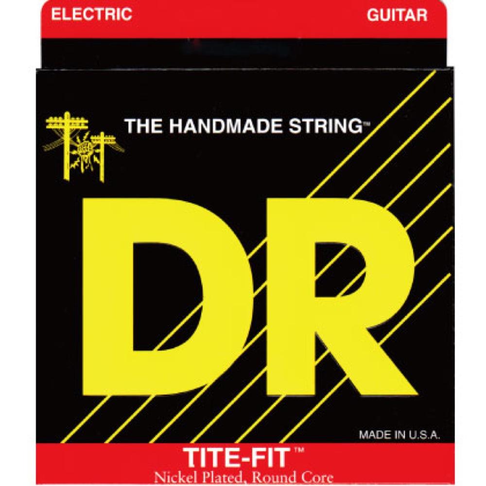 ディーアール エレクトリックギター弦 タイトフィット 11-50 DR EH-11 EXTRA HEAVY TITE-FIT エレキギター弦×12セット