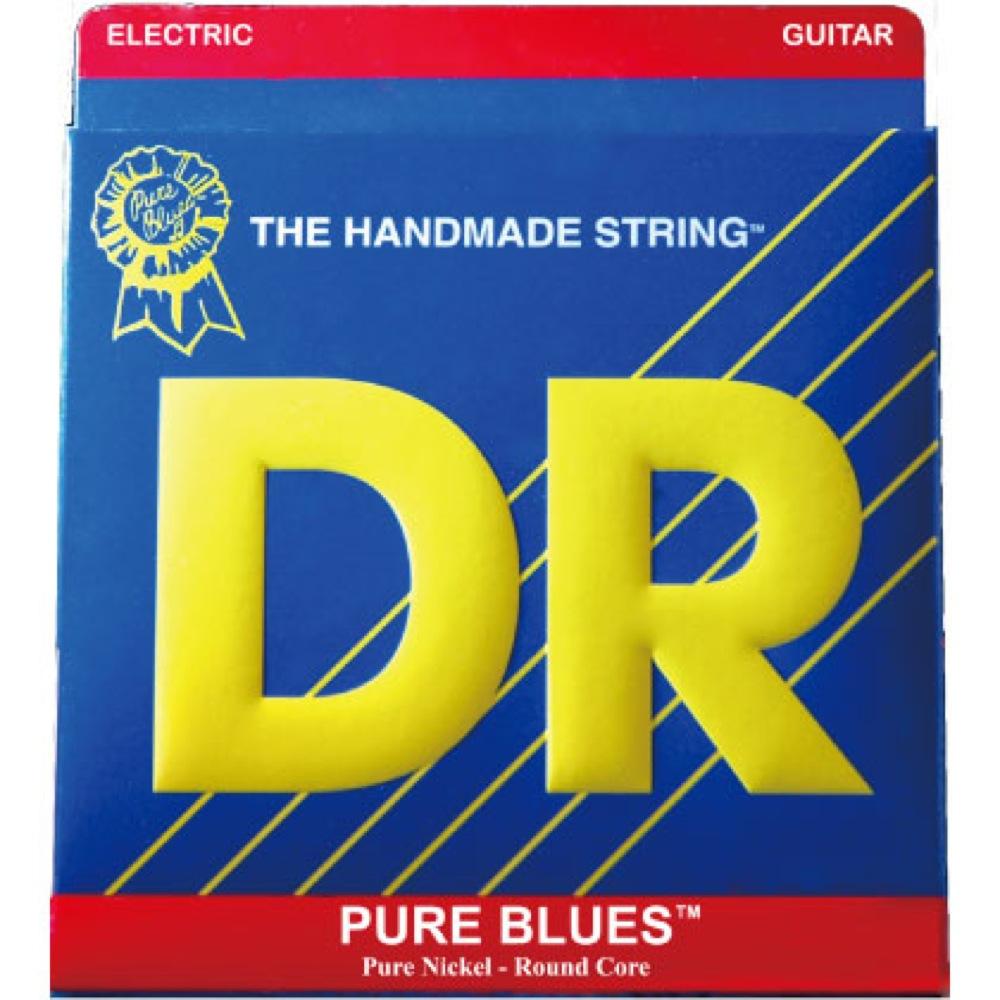 DR PURE BLUES PHR-11 Heavy×12SET エレキギター弦