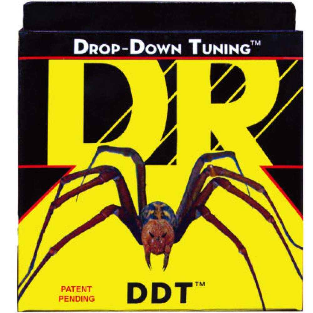DR DDT DDT-13 Drop-Down Tuning MEGA HEAVY エレキギター弦×12セット
