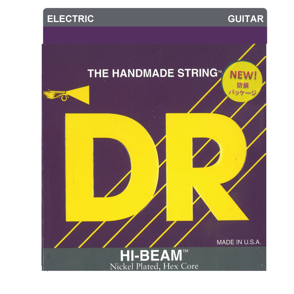 DR HI-BEAM LTR-9 LITE エレキギター弦×12セット