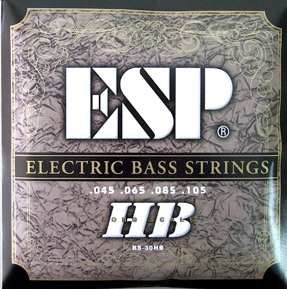 ESP BS-30HB エレキベース弦×6セット
