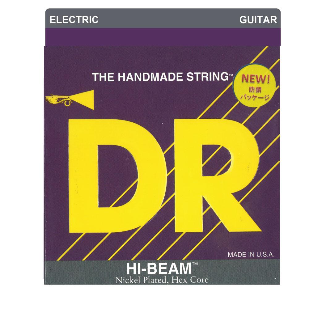DR HI-BEAM MTR-10 Medium エレキギター弦×12セット