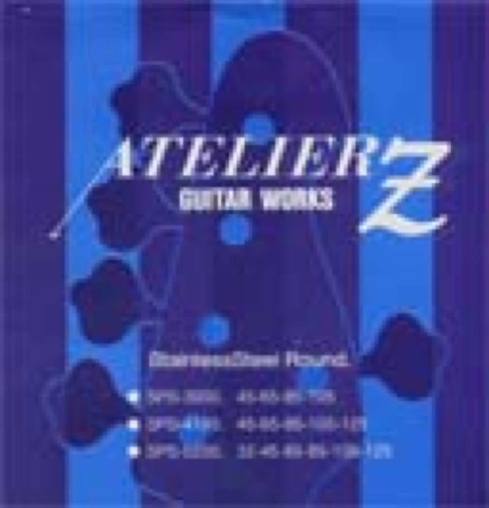 ATELIER Z SPS-4100 STAINLESS STEEL BASS STRINGS 5弦エレキベース弦×3セット