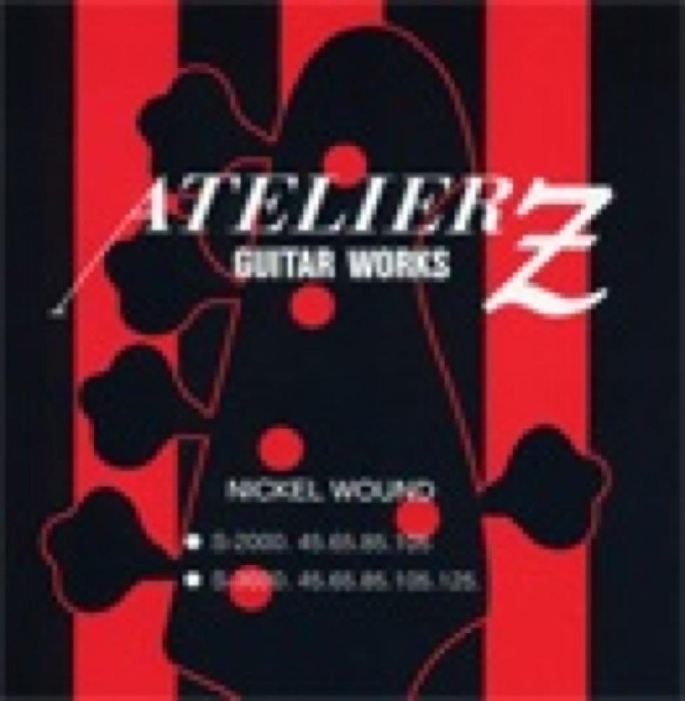 ATELIER Z S-3600 NICKEL WOUND BASS STRINGS 5弦エレキベース弦×3セット