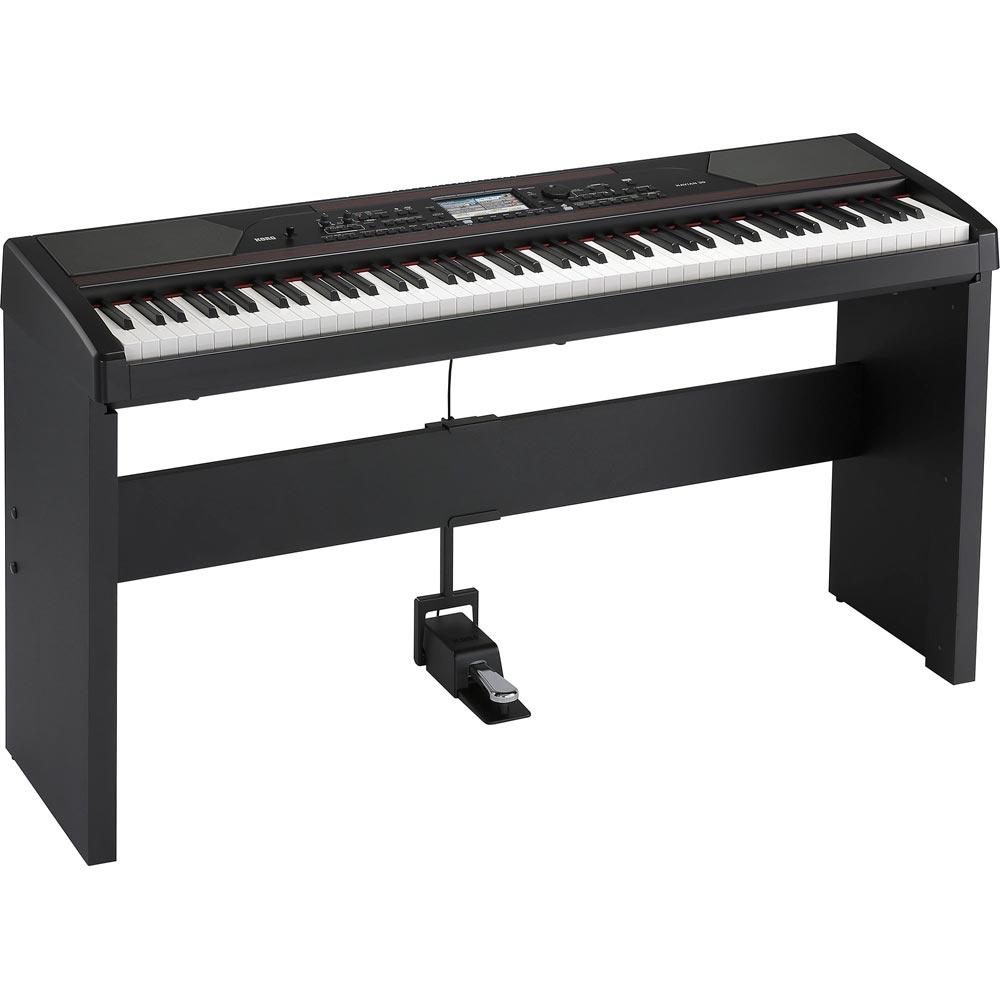 KORG アンサンブルピアノ HAVIAN 30 DIGITAL ENSEMBLE PIANO 純正スタンドセット