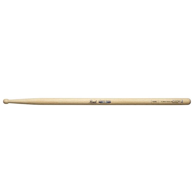 Pearl 103AC オーク ドラムスティック×12セット