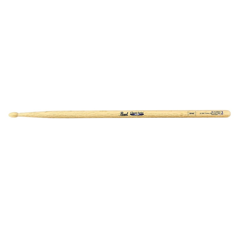 Pearl 101AC オーク ドラムスティック×12セット