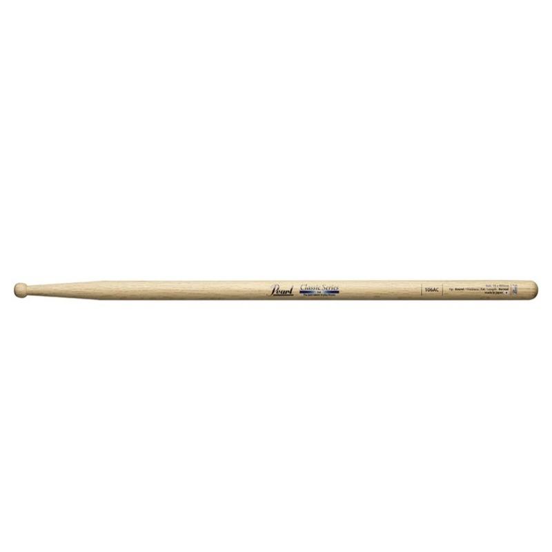 Pearl 106AC オーク ドラムスティック×12セット