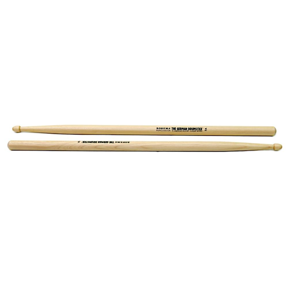 ROHEMA 61325/2 7A Classic シリーズ ドラムスティック ×5SET