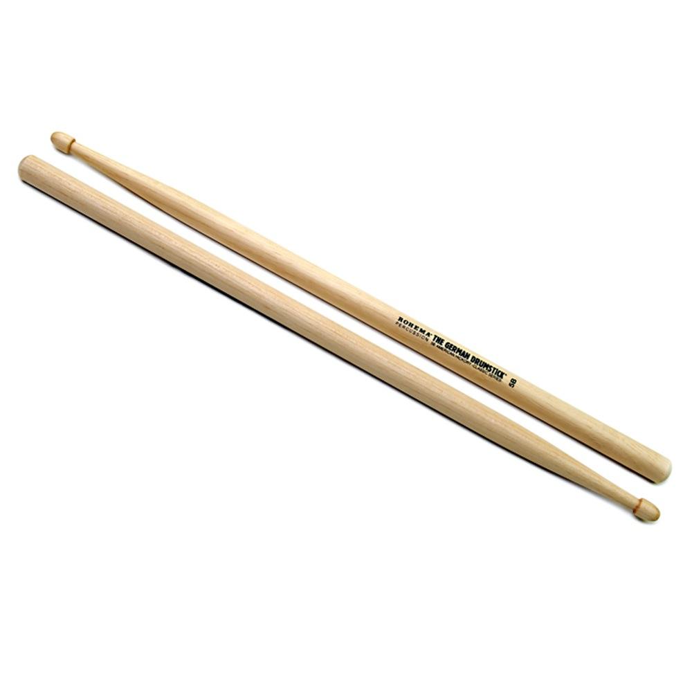 ROHEMA 61324/2 5B Classic シリーズ ドラムスティック ×10SET