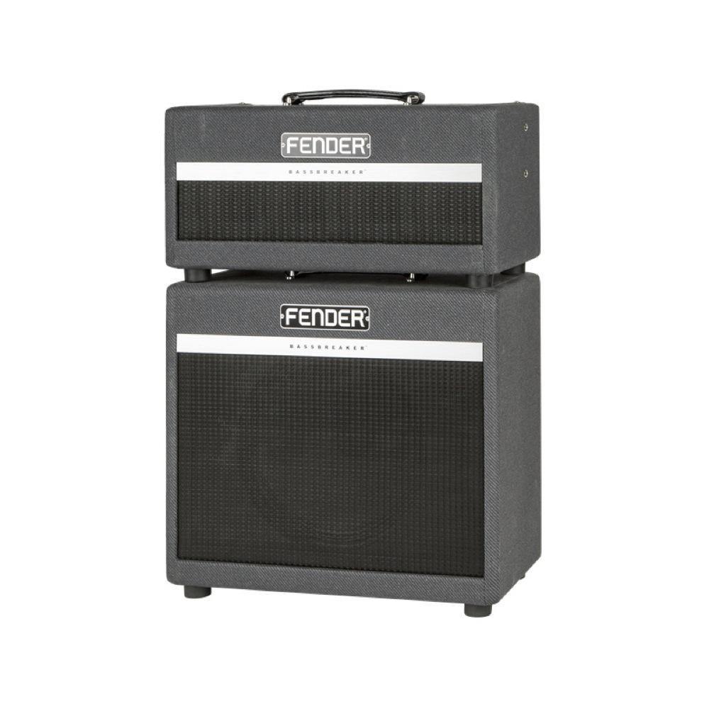 Fender Bassbreaker 15 Head & BB-112 Enclosure ギターアンプ スタックセット