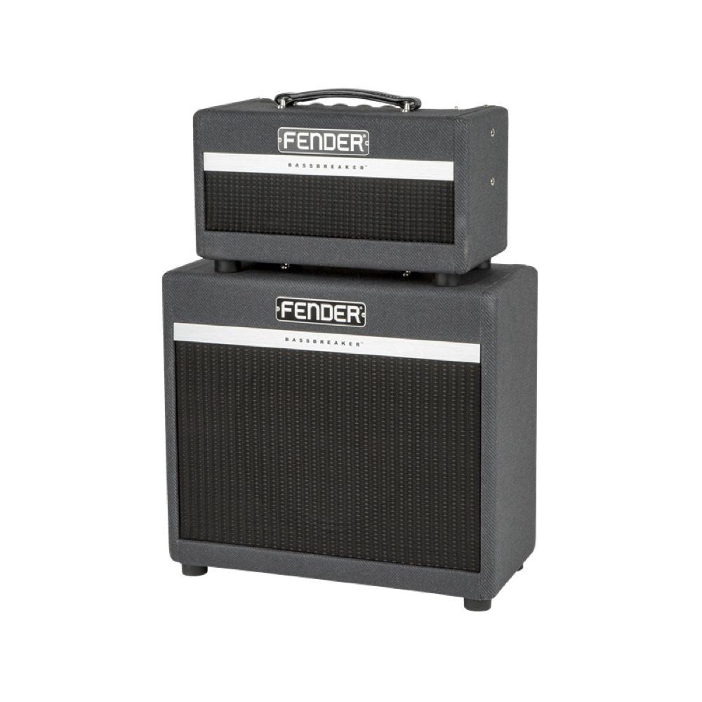 Fender Bassbreaker 007 Head & BB-112 Enclosure ギターアンプ スタックセット