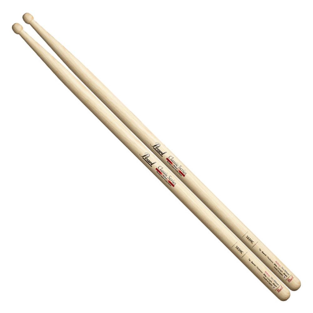 Pearl 103HC ヒッコリー ドラムスティック×6セット