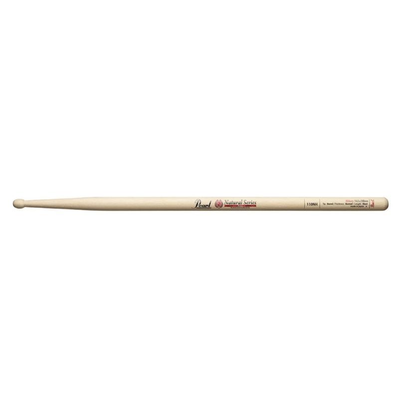 Pearl 110NH ヒッコリー ドラムスティック×12セット