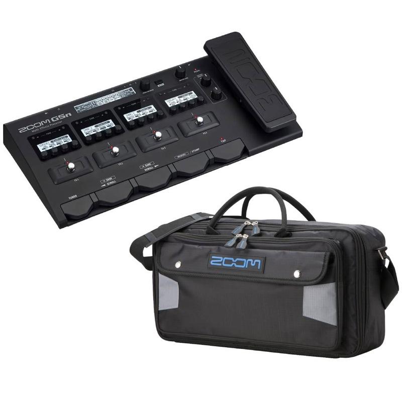 ZOOM G5n Ver.2.0 専用ソフトケース付き ギターマルチエフェクター