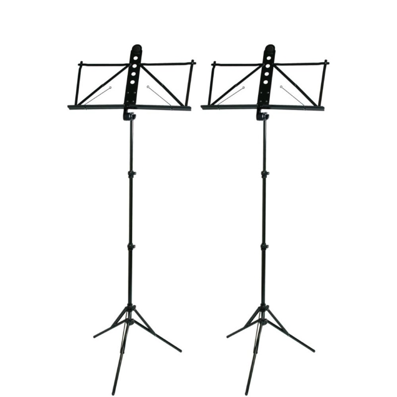 YAMAHA MS-250ALS アルミ製譜面台 ×2セット