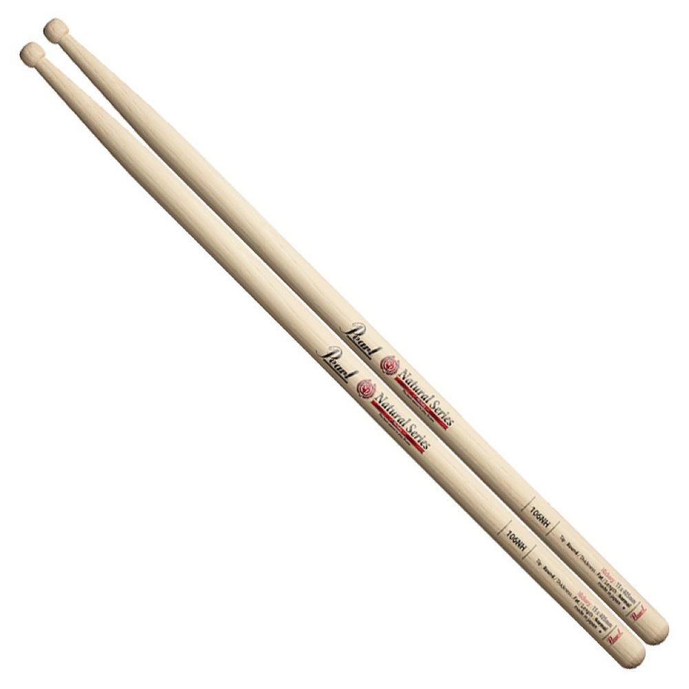Pearl 106NH ヒッコリー ドラムスティック×12セット