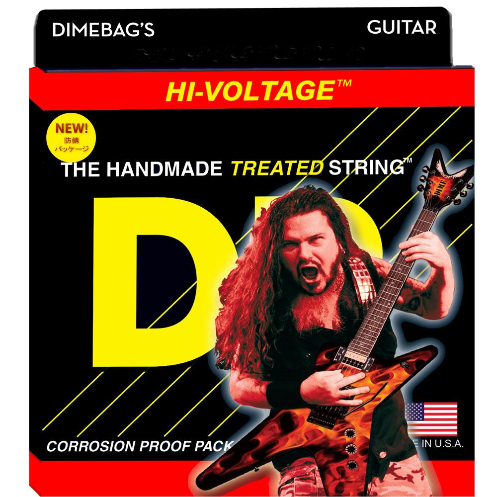 DR DIMEBAG DARRELL SIGNATURE STRINGS DBG-11 EXTRA HEAVY ダイムバック・ダレル エレキギター弦×12セット