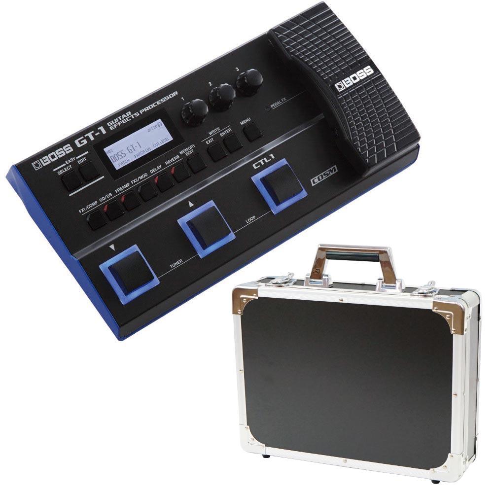 BOSS GT-1 マルチエフェクター Dicon Audio エフェクターケース付きセット